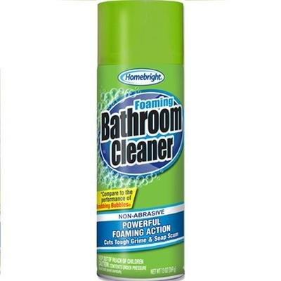 Foam Bathroom Cleaner Home Bright