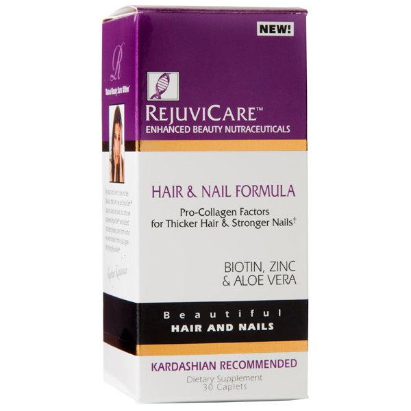 Rejuvicare Hair, Skin & Nail Formula   30 Caplets