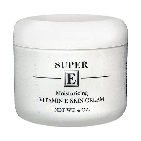 Super E  Vitamin E Cream Jar 4 Oz