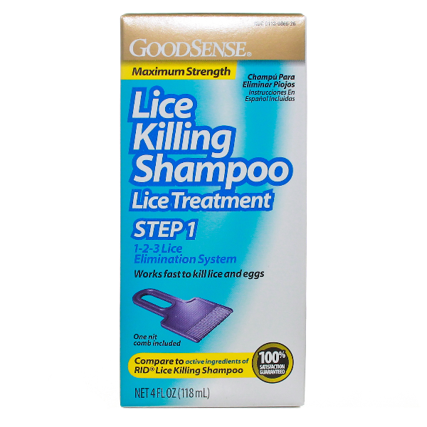 Lice Killing Shampoo