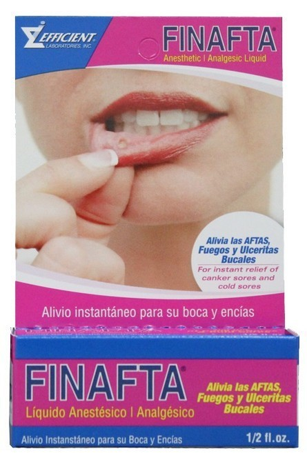 Finafta .5 Oz For Cold Sores