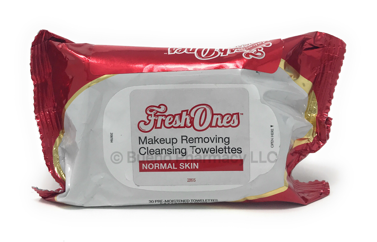 Fresh Ones Makeup Removal Towelettes