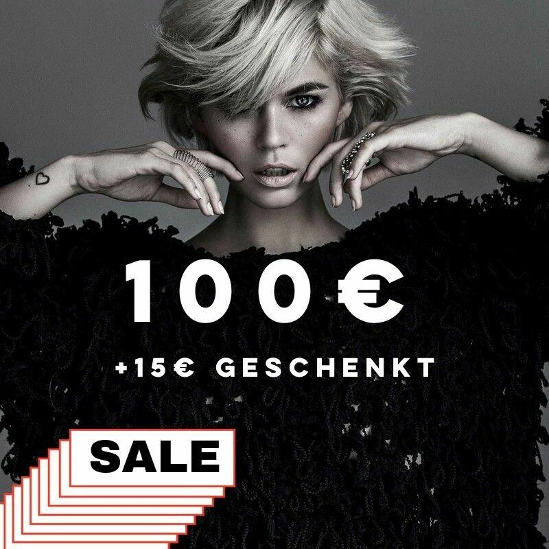 115€ Mehrwert-Gutschein