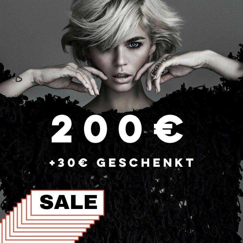 230€ Mehrwert-Gutschein