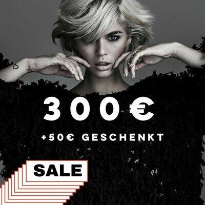 350€ Mehrwert-Gutschein