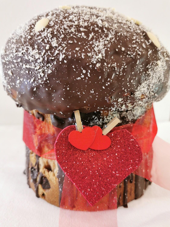 Panettone doble chocolate 🍫