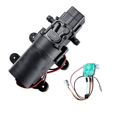 Standard/Dual-Pressure Pump Assembly (FZSAAG-2)
