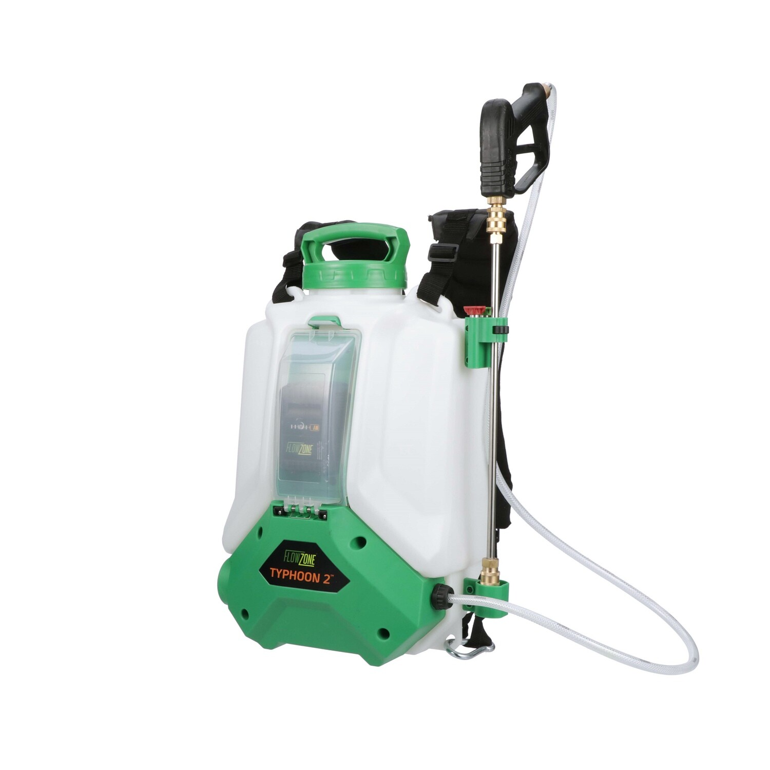 Typhoon 2 Dual-Pressure Sprayer (4-Gallon)