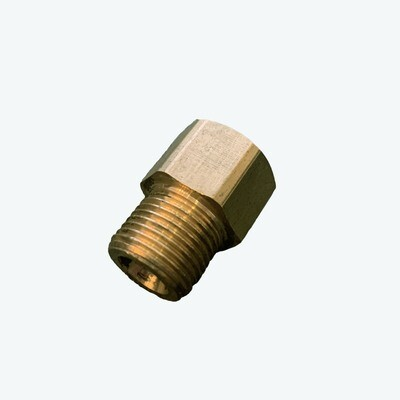 Male M18 to Female M18 Adapter