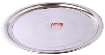 Sofra Sini - BIG TRAY STAINLESS STEEL 85 CM