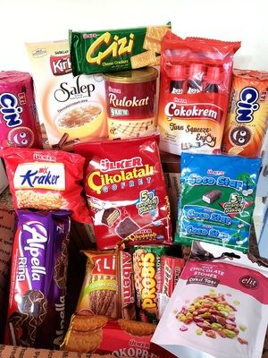 Turkish Snack Gift Packs Medium or Large with Free Shipping