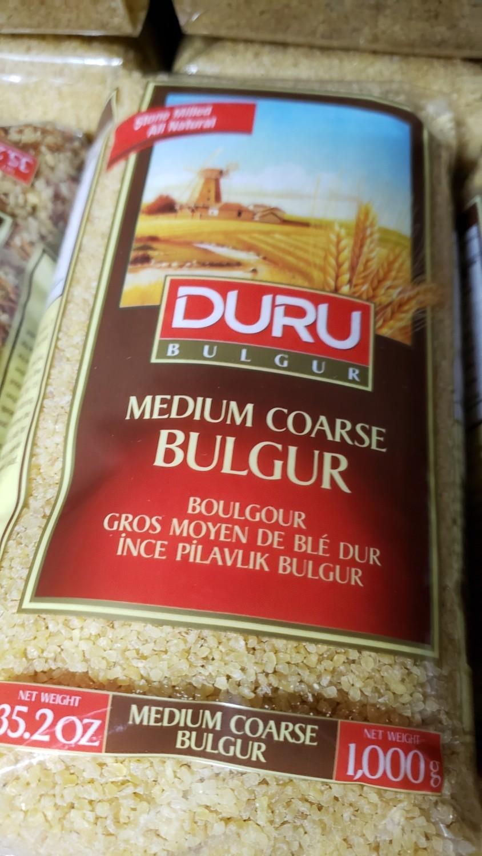 Duru Medium Course Bulgur - Ince Pilavlik Bulgur