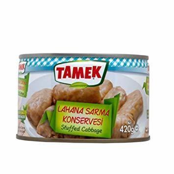 Tamek Stuffed  Stuffed Cabbage – 14.8oz (420g)