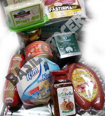 Ramadan Medium Size Breakfast Basket