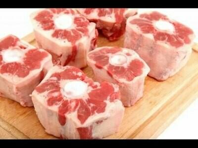 Halal Beef OxTails - Tails - Dana Kuyrugu ~4lb
