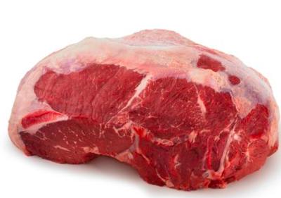 Halal Standard Grade Beef Inside Top Round R/W  (Boneless) ~27-28 lb