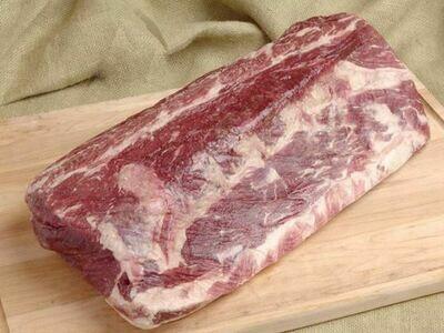 Halal Standard Grade Beef Rib Eye  ~12 lb