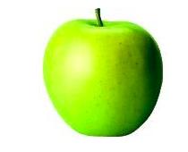 Golden Delicious Apple, 4 ct