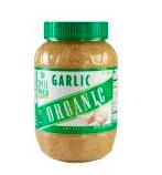 Spice World Organic Minced Garlic 32 oz