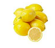 Fresh  Lemon, 4 ct