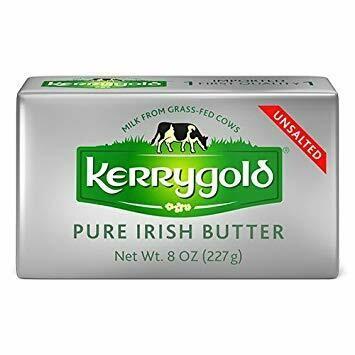 Kerrygold Pure Irish Butter  Unsalted 4x 8oz