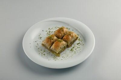 Moda Baklava with Pistachios 5.5 lbs