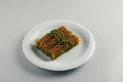 Moda Baklava kadaifi roll with pistachios 5.5 lbs