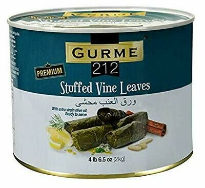 Gurme 212  Stuffed Grape Leaves 2kg