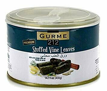 Gurme 212  Stuffed Grape Leaves 400gr