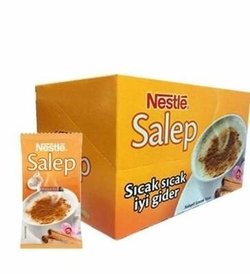 Nestle Salep Sahlep Drink  4 x 17gr