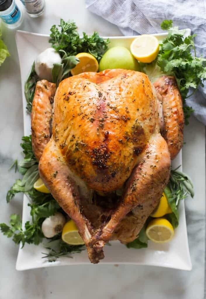 Halal Young Turkey 12 to 14 lbs (seasonal) frozen