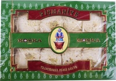Koska Fistikli Pismaniye Turkish Traditional Floss Halva - Pişmaniye (pistachios)