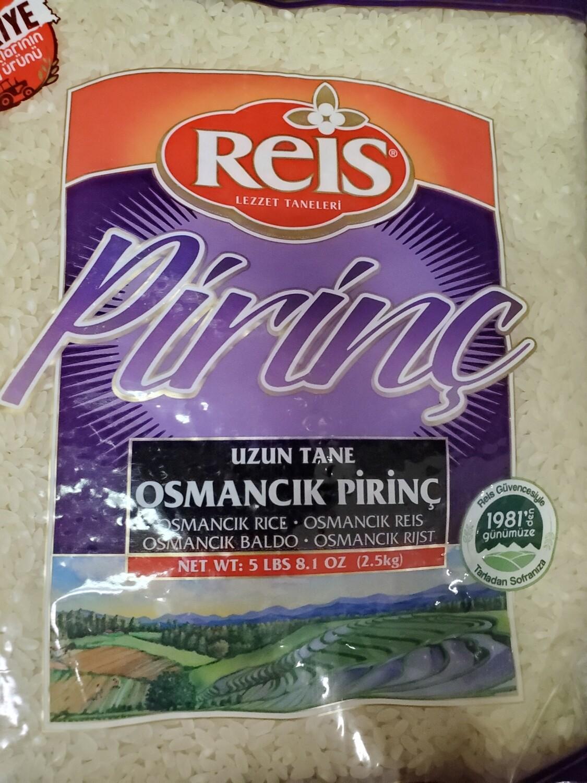 Reis Osmancik Rice 2.5kg