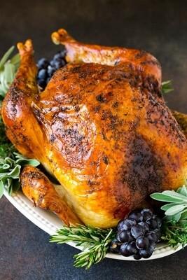 Halal Young Turkey 16 to 20 lbs (Seasonal)