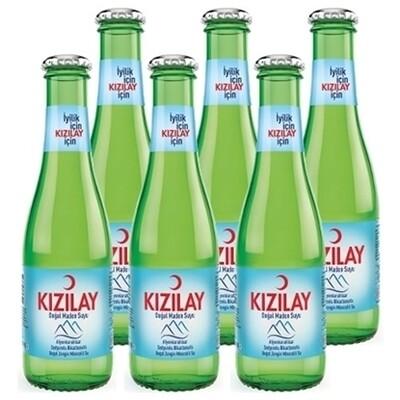 Kizilay Mineral Water 6x250ml (Afyon)