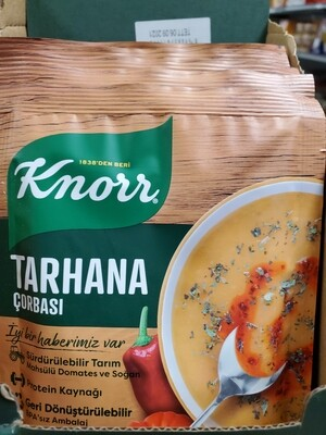 Knorr ready to cook mild tarhana soup 74gr