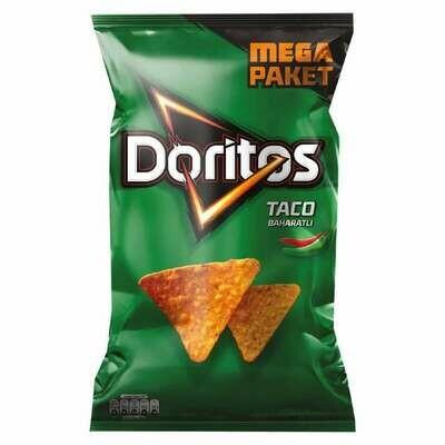 Doritos Taco Baharatli 107gr (Halal)