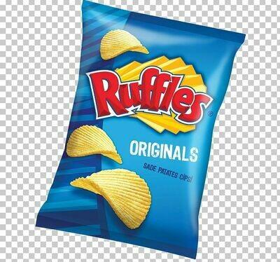 Ruffles Original 107gr (Halal)