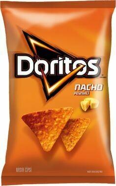 Doritos Nacho 107gr (Halal)