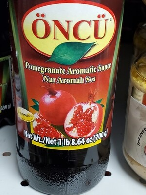 Oncu Pomegranate Aromatic Sauce 700gr