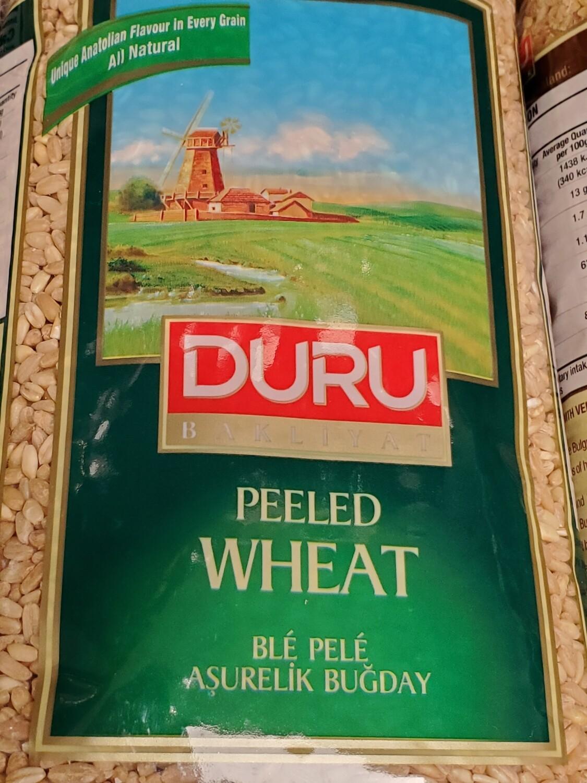 Duru Peeled Wheat (Asurelik Bugday) 2.2lb