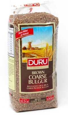 Duru Brown Coarse Bulgur (1000gr)