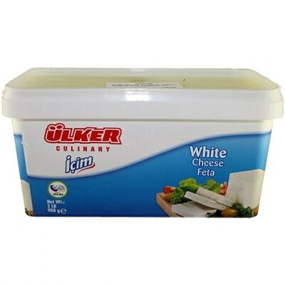 Ulker icim full fat cow white feta cheese 900gr
