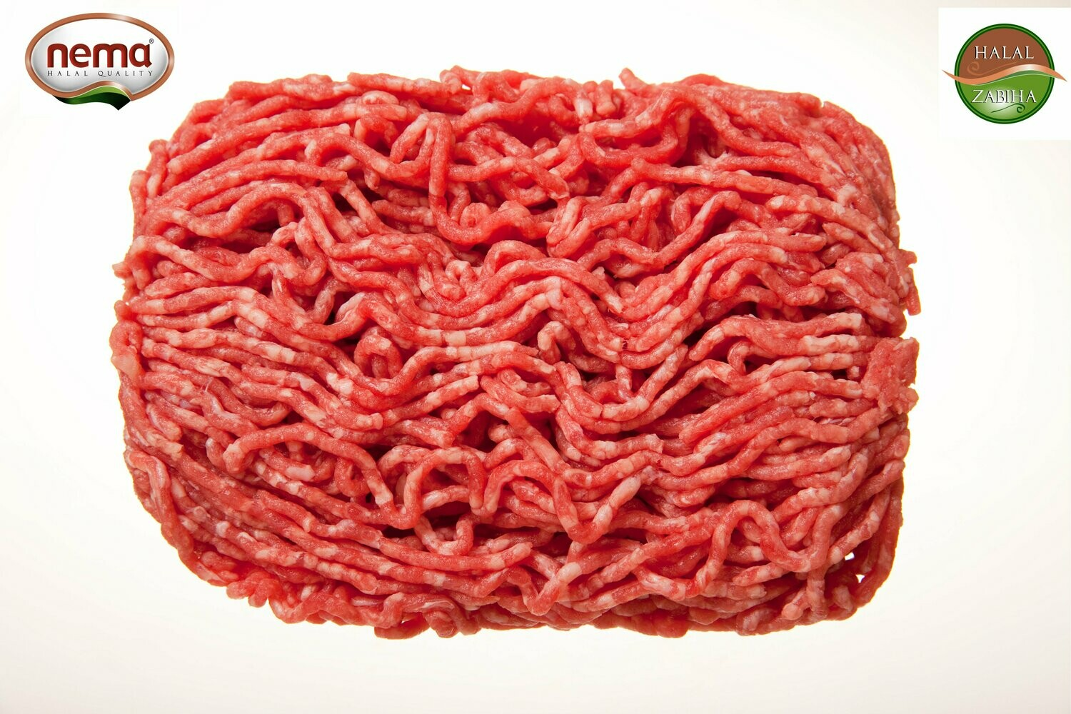 Halal Ground Beef Fresh Regular  ~2 lb