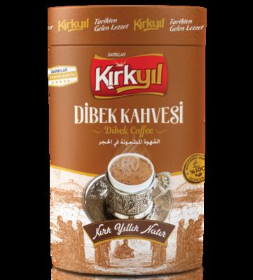 Kirkyil Sade Dibek kahvesi Traditional Turkish Coffee 250gr