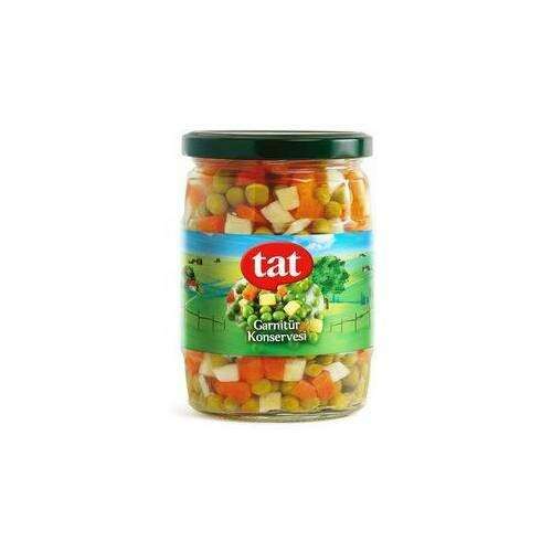 Tat Garnitur Garniture Jar 340gr