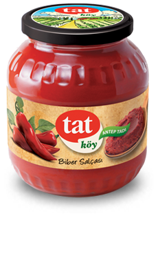 TAT Mild Traditional  Pepper Paste 1700gr köy usulü