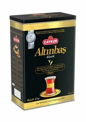 CAYKUR ALTINBAS TEA CAN 400GR