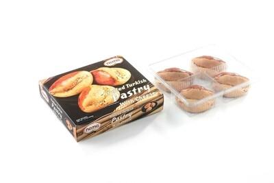 Nema Stuffed Pastry Bun with Cheese 4 pcs