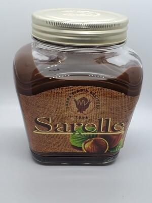 Sarelle / Chocolate & Hazelnut Spread - 350 gr / glass